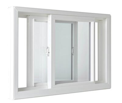 Fenêtre PVC Coulissante