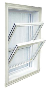 Fenêtre PVC Guillotine