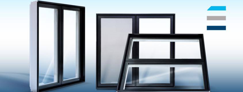 fenêtres hybrides